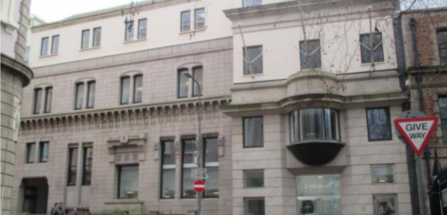 2 Hill Street – Prime Offices To Let